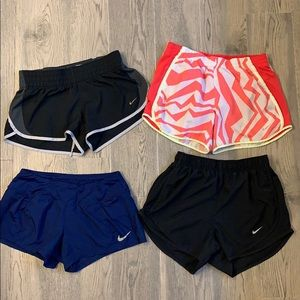 Nike running shorts lot